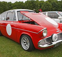 1962 Ford Anglia 1500cc by Keith Larby