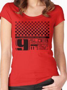 Citroen DS3 Racing Loeb, Roof Design - Update Women's Fitted Scoop T-Shirt