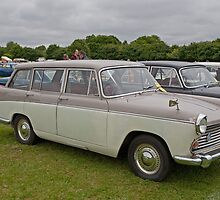 1968 Morris Oxford  Estate1622cc by Keith Larby