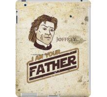 Dear nephew, I am your father v.2 iPad Case/Skin