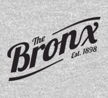 Bronx, NY Shirt by typeo