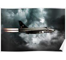 Lightning Storm Poster