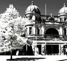 Buxton Opera House, simulated IR film effect by Mikhail31