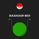 Bulbasaur  by Liam  Camp