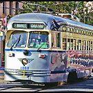 San Francisco F Line by Angela E.L. Clements