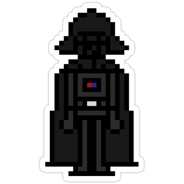 Darth Vader by robertdesigned