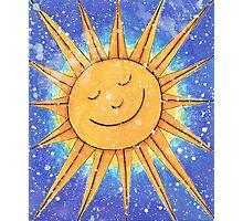 Sunny Smile Photographic Print