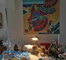 Silk my Assistant by Nira Dabush