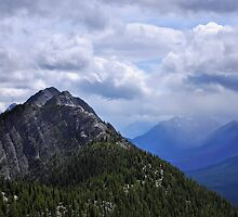 Sulphur Mountain by Thomas Tatchell