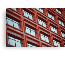 red window Canvas Print