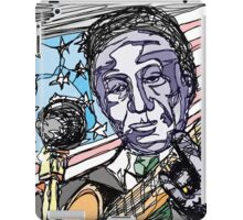 Lead Belly-Colour iPad Case/Skin