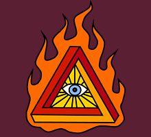 The Eye of Penrose Unisex T-Shirt