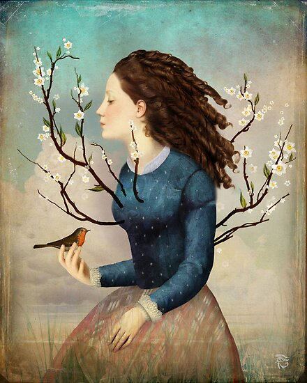 your soul is like a tree  by ChristianSchloe