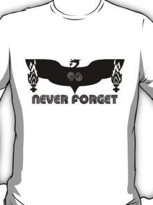 LFC 96 Never Forget - Black T-Shirt