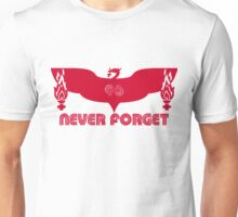 LFC 96 Never Forget - Red T-Shirt