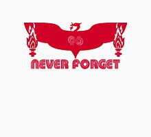 LFC 96 Never Forget - Red Unisex T-Shirt
