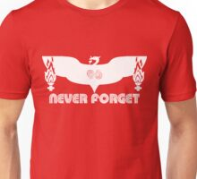 LFC 96 Never Forget - White T-Shirt