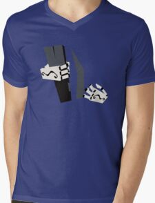 Grim Fandango Mens V-Neck T-Shirt