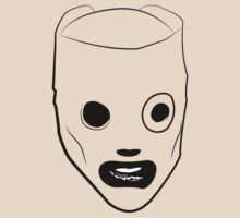 Corey Taylor Face/Mask by KillerBrick Tees