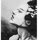 Bride of Frankenstein by FontaineN