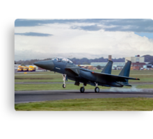 TF-15A 71-0291, the first Strike Eagle Canvas Print