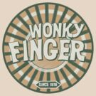 Wonky Finger Circle by Elton McManus