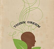 Think Green by MangoMoon