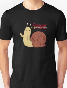 Adventure Time - Waving Snail T-Shirt
