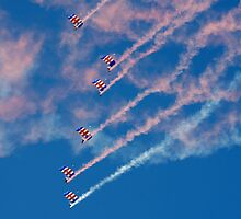 raf falcons by clayton  jordan