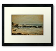 Different Framed Print