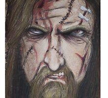 Rob Zombie by FontaineN