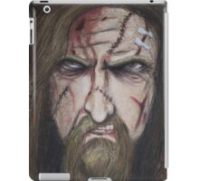 Rob Zombie iPad Case/Skin