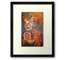 KISH Framed Print