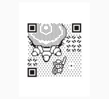 8-BIT QR Codes: Legend of Zelda by mjcowan