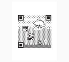 8-BIT QR Codes: Super Mario Bros by mjcowan