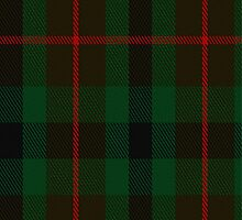 02699 Tennant Clan/Family Tartan Fabric Print Iphone Case by Detnecs2013