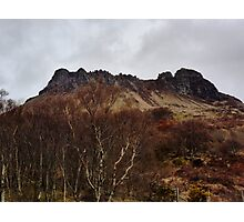 Stac Polly's Crown Photographic Print
