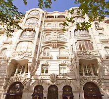 Prada in Lisbon's most beautiful building by terezadelpilar~ art & architecture