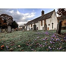 Fortingall Church Photographic Print