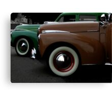 The Studebakers  Canvas Print