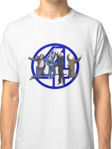 Anchorman - Channel 4 Classic T-Shirt