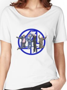 Anchorman - Channel 4 Women's Relaxed Fit T-Shirt