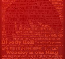 Ron Poster Series-The King by bollest