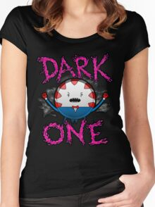 Dark One Women's Fitted Scoop T-Shirt