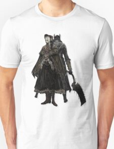 Bloodborne - Doll and Hunter Unisex T-Shirt