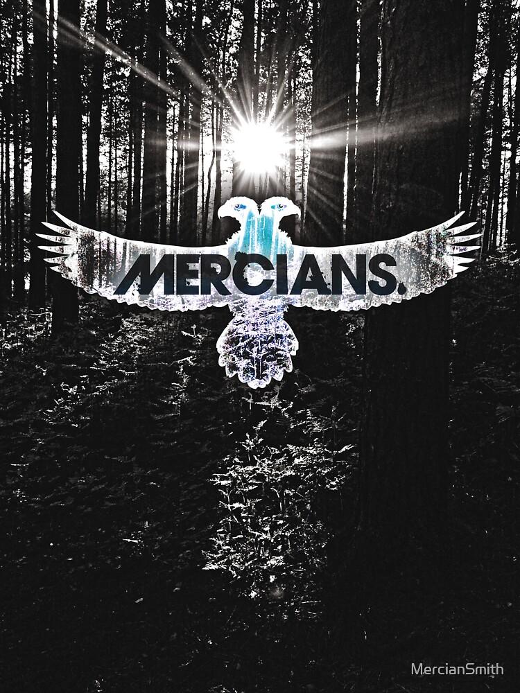 Mercians - Two Headed Eagle by MercianSmith