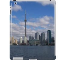 Toronto City Skyline iPad Case/Skin