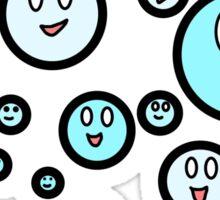 Bubbles Sticker