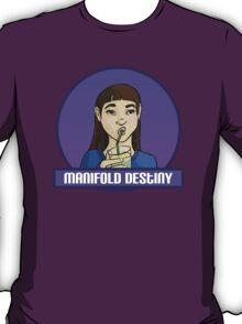 Manifold Destiny - Ada Moss T-Shirt