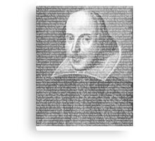 Shakespeare Quotes Canvas Print